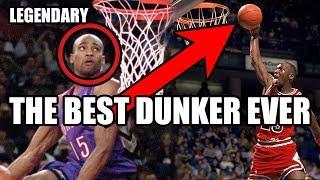 The Best DUNKER In NBA History