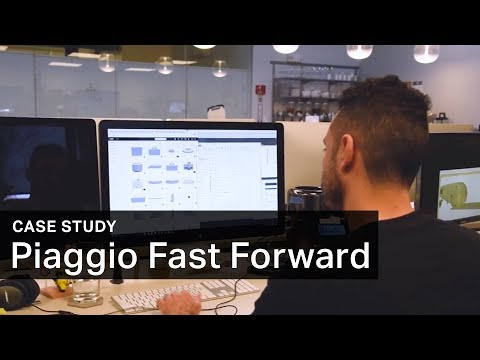 Unlocking Production with Piaggio Fast Forward