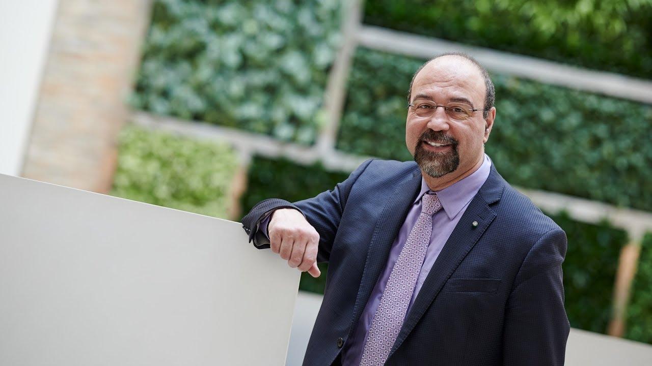 Enrico Del Castello, Directeur de la mobilisation des connaissances et des partenariats, Immigration Réfugiés et Citoyenneté Canada