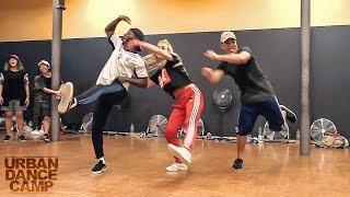 You Don't Know My Name - Alicia Keys / Baiba Klints Choreography / 310XT Films / URBAN DANCE CAMP