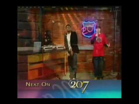 Pallaso and Slim on TV Show 207