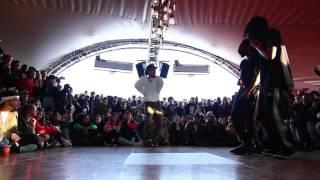 Juste Debout Paris 2016   Hip Hop   Icee & Dedson Vs SIGH   Top 32 Battles