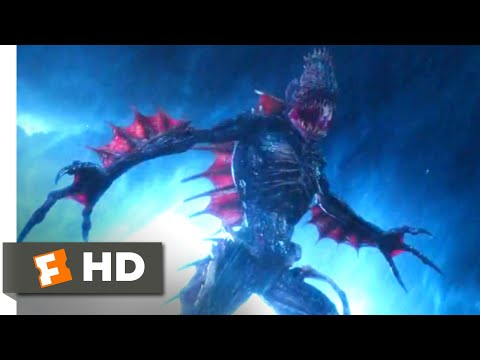 Aquaman (2018) - The Trench Attacks Scene (7/10)   Movieclips