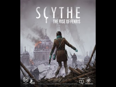 Bower's Game Corner: Scythe: The Rise Of Fenris Review