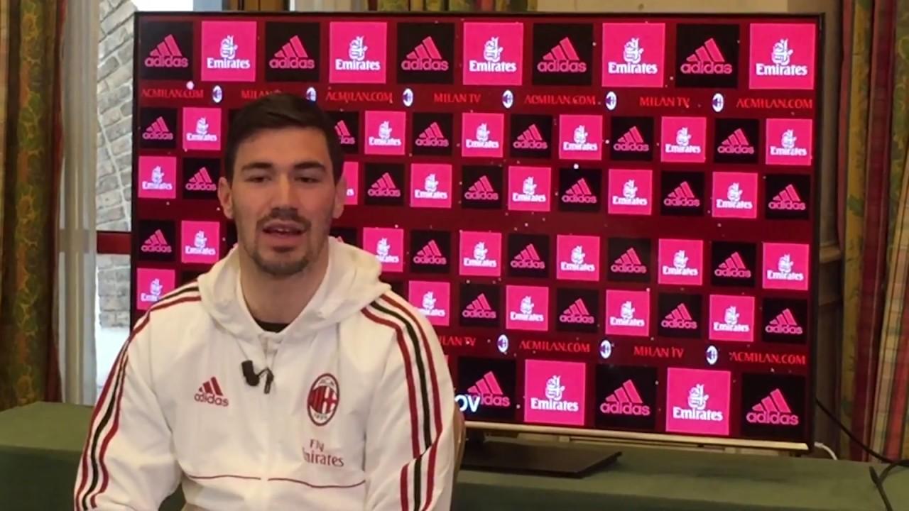 """Coppa Italia, Romagnoli punta la finale: """"Tifo Lazio, ma passa il mio Milan"""""""