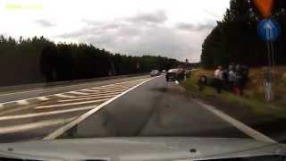 preview picture of video '22.06.2014 Zielona Góra, Trasa Północna'