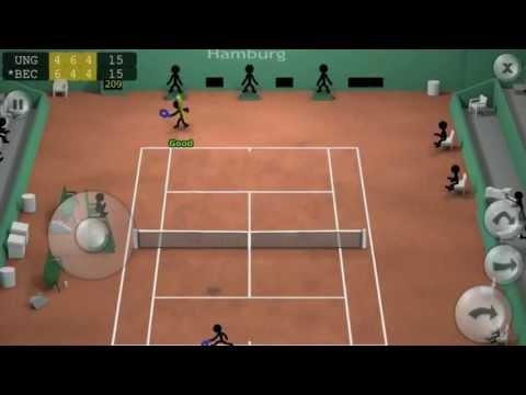 Video of Stickman Tennis