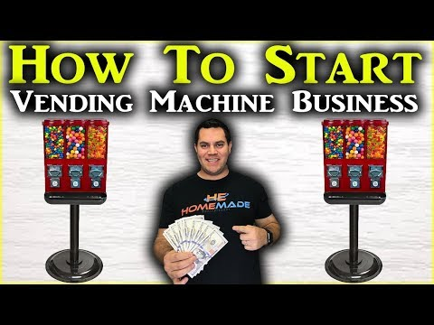 mp4 Small Business Ideas Vending Machine, download Small Business Ideas Vending Machine video klip Small Business Ideas Vending Machine