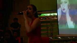 Angeline Quinto Sings Nag-Iisa Lang During Album Launch Presscon