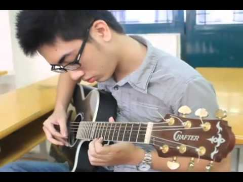 Bằng lăng tím -guitar