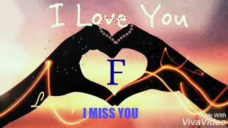 Alphabet f name whatsapp status panchhi bole hain kya fletters whatsapp status f name whatsapp stuts letters f altavistaventures Images