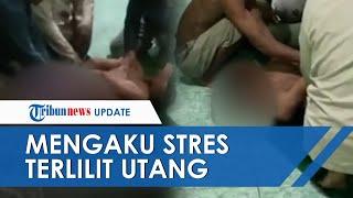 Motif Pembunuhan Istri dan Anak di Kutai Timur Terungkap, Pelaku Mengaku Stres Terlilit Utang
