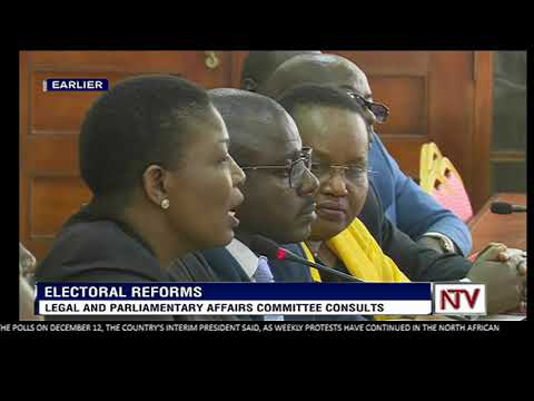 NRM wants candidates to declare source of funding