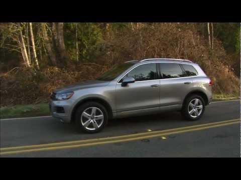 2011 Volkswagen Touareg Hybrid HD Video Review