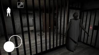 How to become invisible in granny the horror game (easy mode)