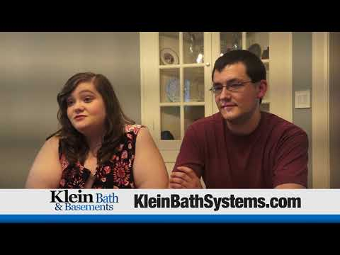 Klein Bath & Basement Systems has been remodeling bathrooms in Erie, PA for over 30 years. Just listen one some of our happy bathroom remodeling customers have to say!