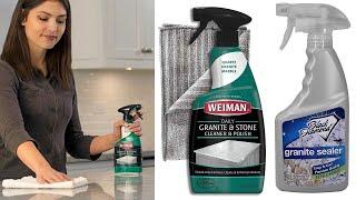 Top 3 Best Granite Sealer Review in 2020 – Best Granite Sealer On Amazon