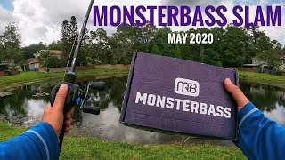 Monsterbass SLAM and review - May 2020