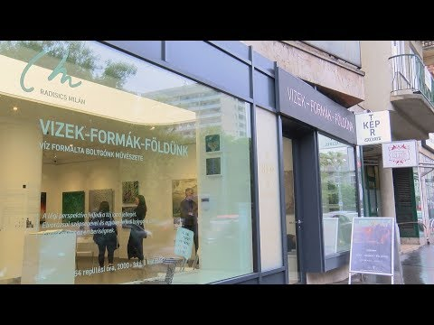 Tér-Kép Galéria - Vizek-Formák-Földünk - video preview image
