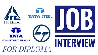 How to prepare for a Job interview | TATA STEEL | TCS | ITC | L&T