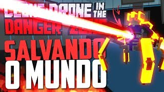 SALVANDO O MUNDO!- Clone Drone in the Danger Zone ‹ Bitgamer ›