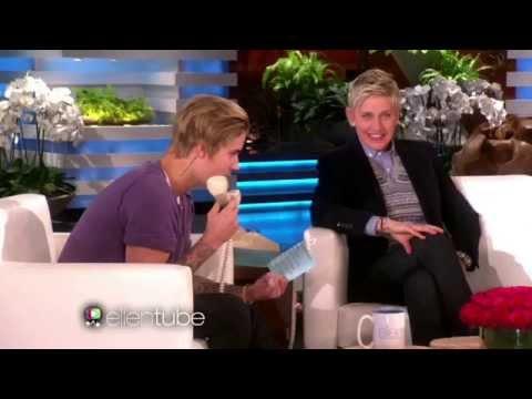 Justin Bieber Prank Calls A Fan – Ellen Show