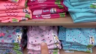 США.  Как одеть ребенка недорого. Цена на детскую одежду в супермаркетах Америки