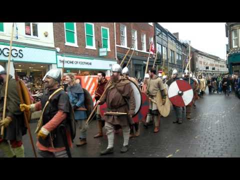 Jorvik Viking Festival - March to Copper
