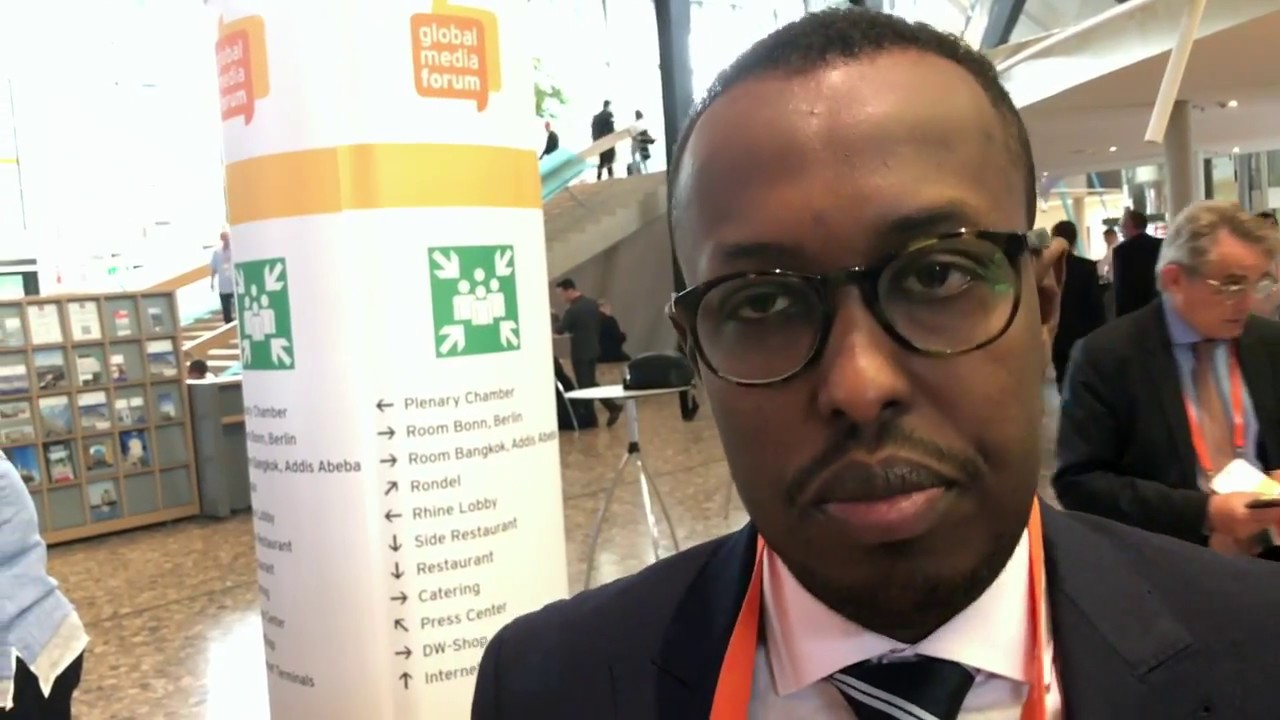 Abdihakim Ainte on Mogadishu's iRise virtual incubator and start-ups it has helped