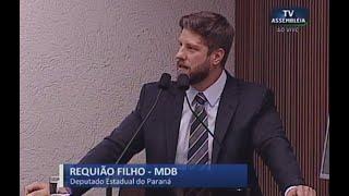 Requião Filho volta a cobrar assinaturas para PEC que corta repasse de recursos do FPE aos demais po