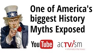 History Professor Exposes One of America's biggest History Myths - Part 1