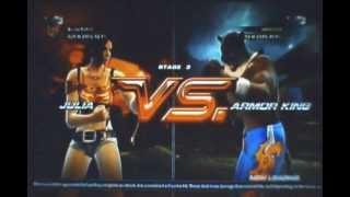 Tekken 6 Julia Chang Ultra Hard Arcade Battle Walkthrough