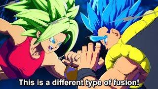 ALL Kefla Vs Gogeta, Vegito & All Fusions Special Quotes - Dragon Ball FighterZ DLC Unique Dialogue