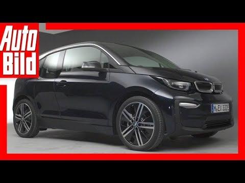 BMW i3 Facelift/BMW i3s  (2017) - Der i3 wird sportlich Details/Erklärung