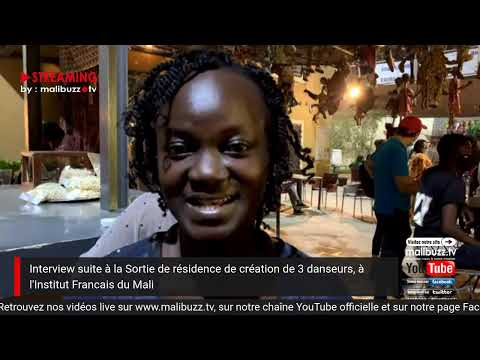 Banbali (infini): un spectacle de la chorégraphe malienne Kadidja Tiemanta