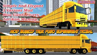 download link bussid mod truck fuso - TH-Clip