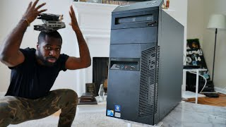 The $80 PC Lenovo Doesn't Want You To Build | OzTalksHW