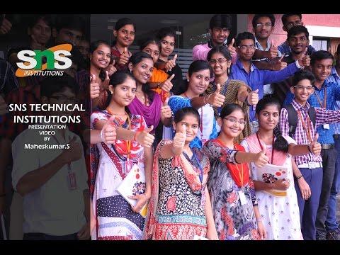 S N S College of Technology (Autonomous) video cover2