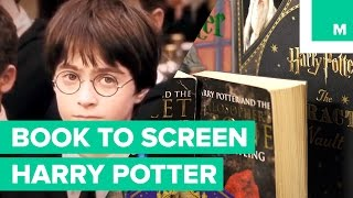 Harry Potter: 6 Big Differences From Book To Screen | Mashable Humor