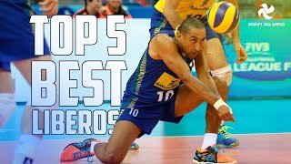 Top 5 - Best Liberos