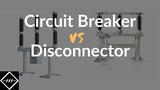 Difference between Circuit breaker and Isolator | TheElectricalGuy