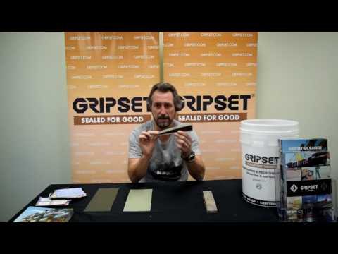 Gripset C-1P - 1 Part Flexible Cementitious Membrane