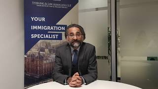 Requirements for refugees to become settled in the UK - Shakir Hussain (Sterling Law)