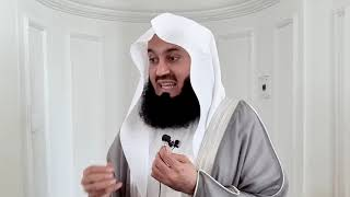 There is no chance if you die like this!   Mufti Menk