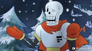 Sans W/ Frisk React To Stronger Than You Sans Chara And Frisk And Determination