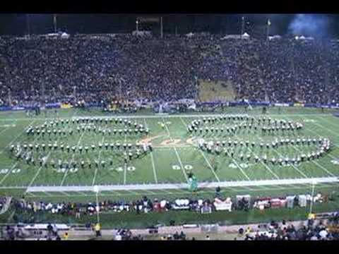 UC Berkeley Band Subjects Sports Fans To Game Music