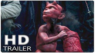 HELLBOY Final Trailer (2019) 4k 60fps, David Harbour Anti Hero Movie HD