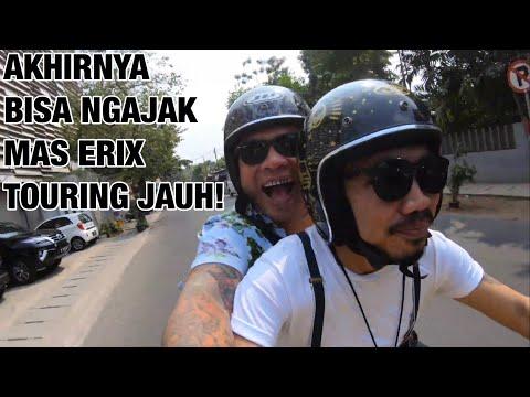 Erix Soekamti Mau Ikut Gue Touring Motor Jakarta-Bali