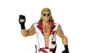 Shawn Michaels Heartbreak Kid WWE Ringside Collectibles Exclusive Figure Unboxing & Review!!
