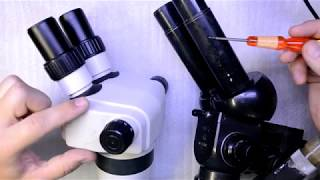 Выбор микроскопа Nikon smz-1 VS МБС-2